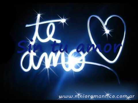 Sin Tu Amor (Con Letra) - Big Boys