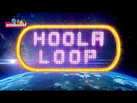 HOOLA LOOP @ ESSELWORLD | 340 Meters Long | Speed 100 KMPH | 360 Degree Loop