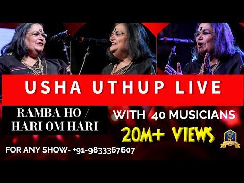 Disco Ka Nasha - Usha Uthup Live Part 1