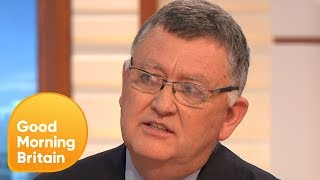 Piers Morgan Challenges Doctor's Claims That Homosexuality is an 'Aberration' | Good Morning Britain