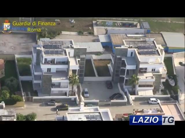 Laziotv   NETTUNO   CRIMINALITA, MAXI CONFISCA DI BENI