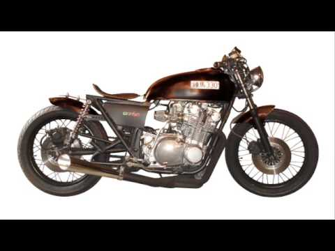 78 Suzuki GS750 - YouTube