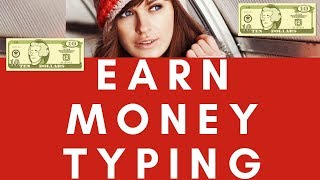 🤑 earn money online by typing (for newbies)