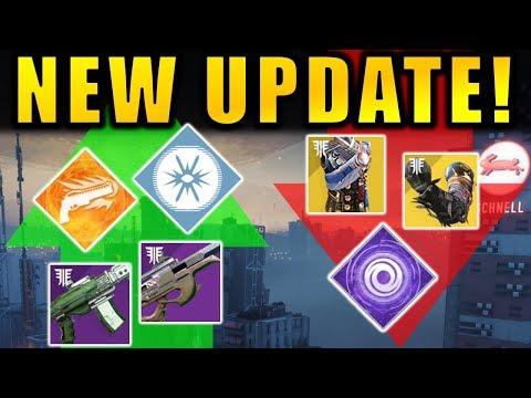 Destiny 2: BIGGEST SANDBOX UPDATE SINCE FORSAKEN! - Patch 2.1.4 thumbnail