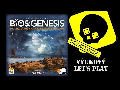 VÝUKOVÉ LET'S PLAY (Yedle ft. Fox in the Box): BIOS: Genesis