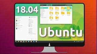 Ubuntu 18.04: Themes, Icons, Layouts