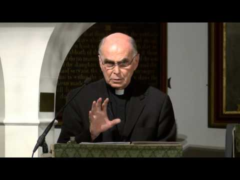 Father J. Bryan Hehir on Religion and World Politics