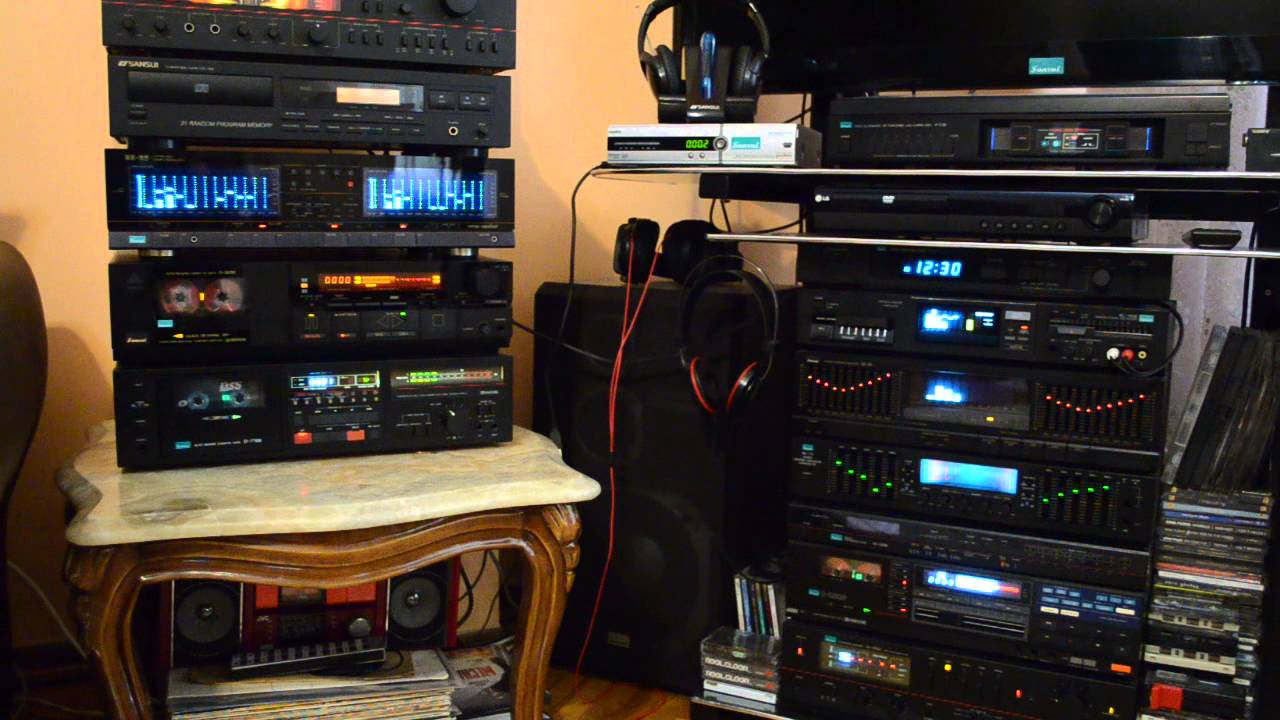 Sansui Home Audio Systems Hd Youtube