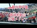 【高音質版】2019 夏の甲子園 智弁和歌山 応援メドレー