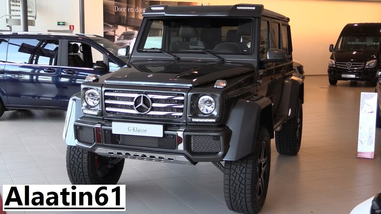 mercedes benz g500 4x4 2017 in depth review interior. Black Bedroom Furniture Sets. Home Design Ideas