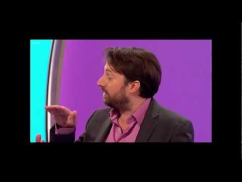 David Mitchell Escalator argument