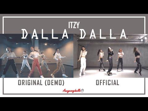 "ITZY - ""달라달라(DALLA DALLA)"" Demo (Original) × Official Choreography"