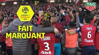Lille en feu retarde le sacre du PSG : 32ème journée de Ligue 1 Conforama / 2018-19