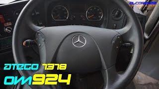 2013 Mercedes-Benz Atego Bus Euro5/EEV 1018/1318 Startup