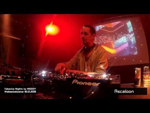Ascaloon @ Moody (Tabacka Kulturfabrik - Kosice, Slovakia) 18.12.2015