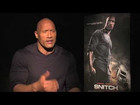 The Rock talks about what actors snort during cocaine sequences in movies! SNITCH