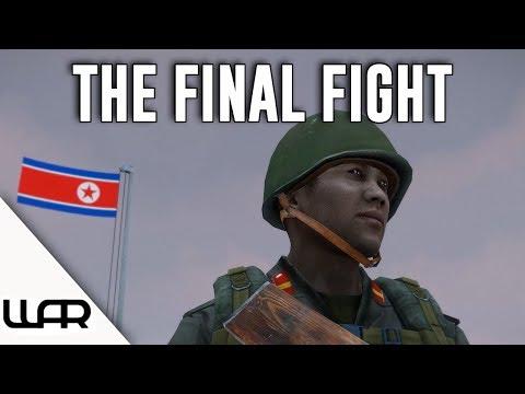 💀 NORTH KOREA'S FINAL FIGHT-  ALTERNATE HISTORY - Arma 3 - Second Korean War - Episode 16
