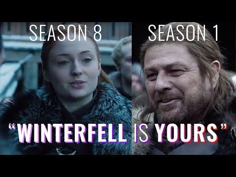 Game of Thrones Season 8 Teaser Shot for Shot with Pilot Explained