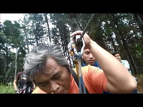1KM ZIP LINES. LONGEST ZIPLINES IN INDONESIA