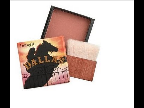 {Review} Benefit Blush in Dallas