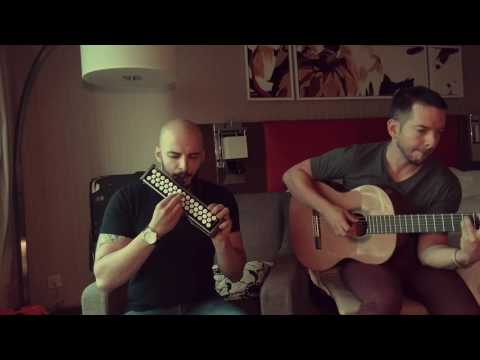 Astor Piazzolla-Oblivion (Guitar and Accordina cover)