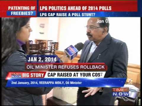 LPG cap raise: Timing questioned