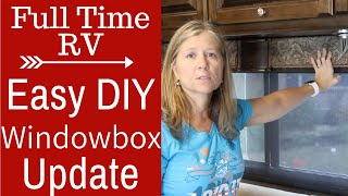 RV Window Curtain and Valance Ideas - Full Time RV Living