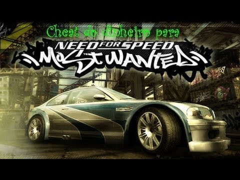 Cheat Do Need For Speed Most Wanted (PC)