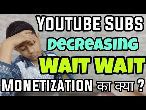Bad News Youtube Decrease Spam Closed Subscribers Count On December | Monetization Effects Disable Mp3