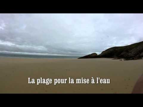Chasse sous marine Bretagne Nord Parcours  chasse  Le Jars  Cap Frehel 2015