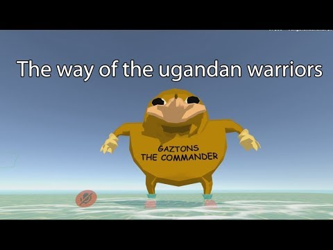 VRCHAT - The story of Uganda warriors