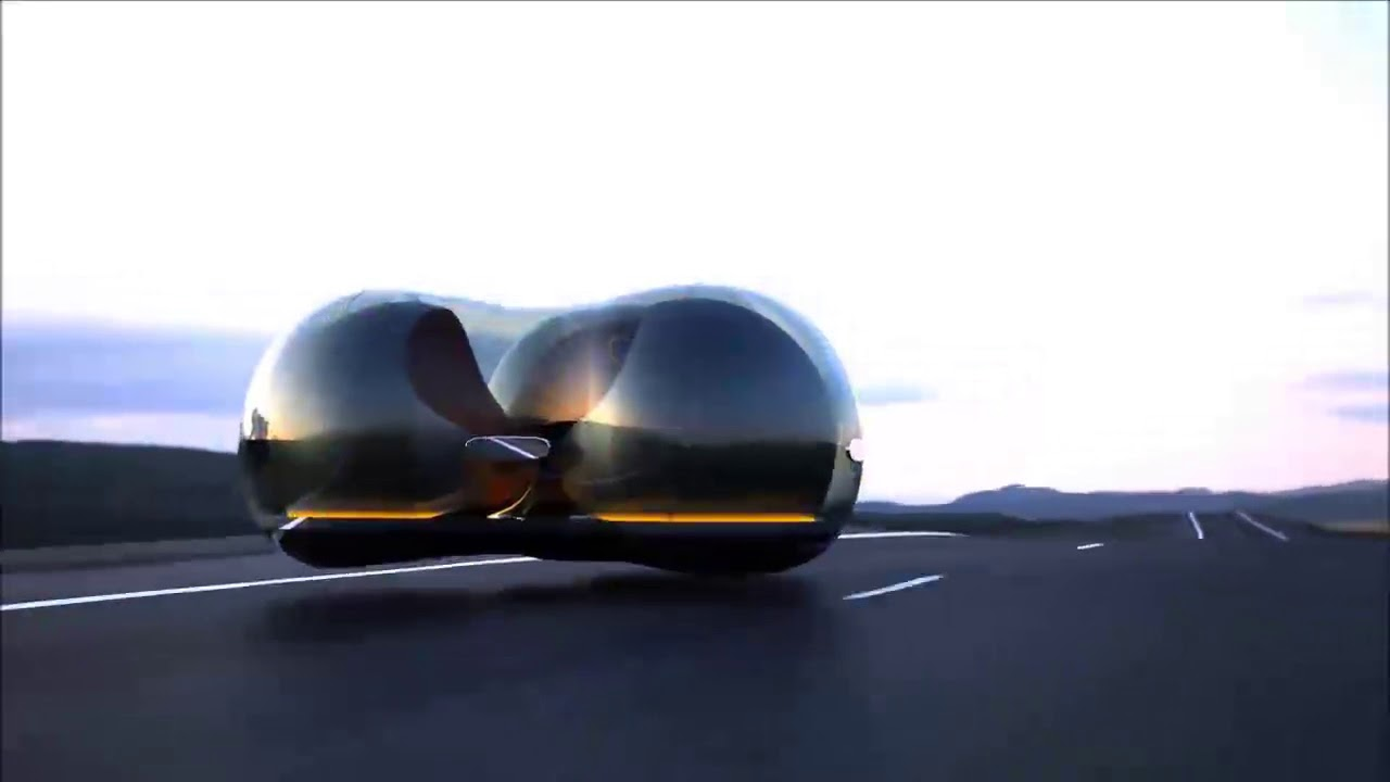 2020 Renault Float The Hover Car Of The Future Whoa