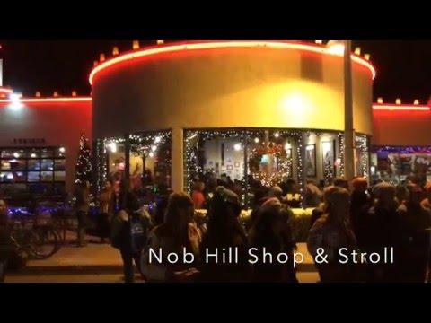 Albuquerque Nob Hill Shop & Stroll