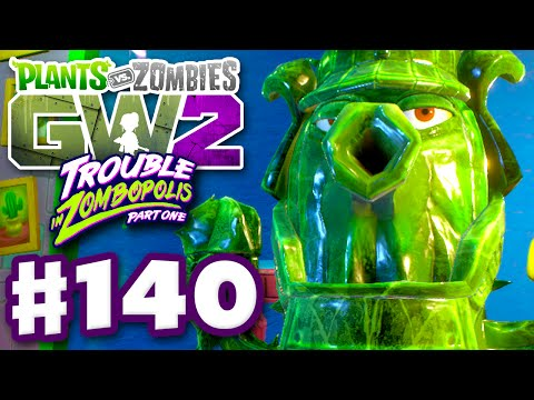 Plants Vs Zombies Garden Warfare 2 Gameplay Part 140 Jade Cactus Pc Cp Fun Music