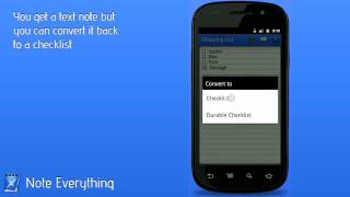 How To: Duplicate a note (Note Everything) screenshot 4