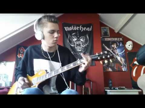 Stevie Ray Vaughan - Pride And Joy (guitar cover)