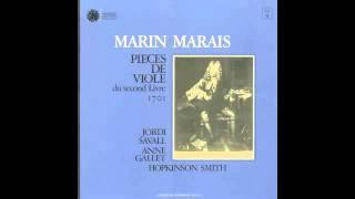Silent Tone Record/マレ:ヴィオール曲集第2巻/ジョルディ・サバール、アンネ・ギャレット、ホプキンソン・スミス/クラシックLP専門店サイレント・トーン・レコード
