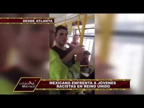 MEXICANO SE DEFIENDE DE RACISMO EN REINO UNIDO