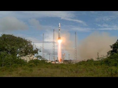 Europe launches two more Galileo satellites