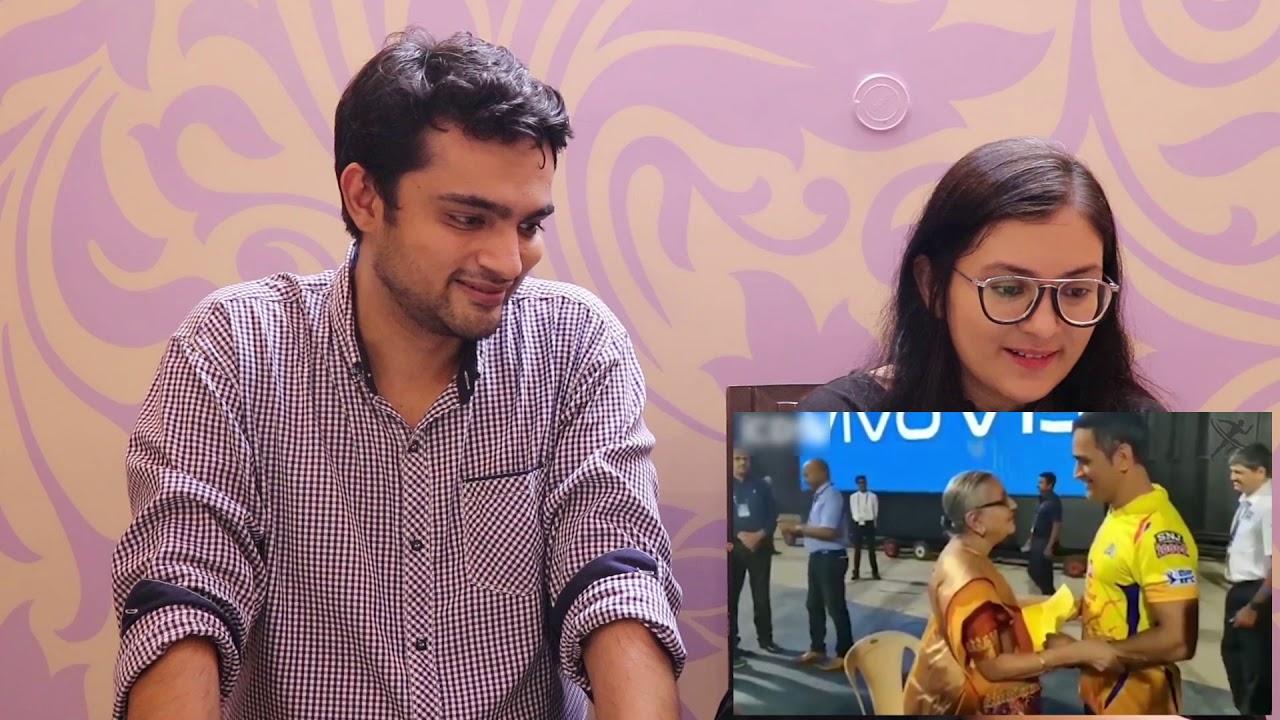12 MS Dhoni Heartwarming Fan Moments | Captain Cool | Dhoni Fans - PAKISTAN REACTION