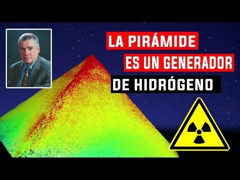 Científico demuestra como las Pirámides son Generadores eléctricos de HIDRÓGENO