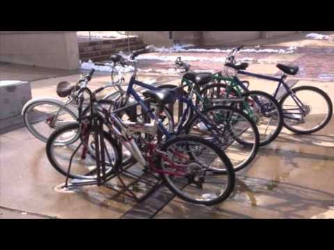 5 Steps to biking safely on the Texas Tech campus