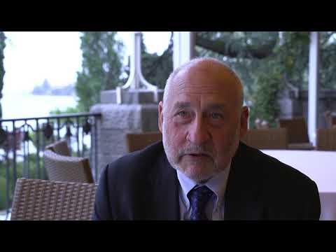 Joseph E Stiglitz on where the world economy is going