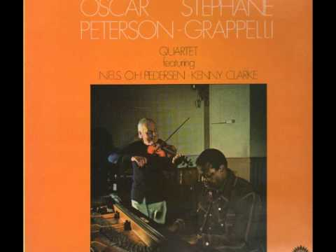 Oscar Peterson & Stephane Grappelli -  My one and only love