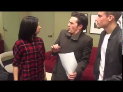 Drake Bell - Whoa Just Take it Easy Man! - Berkeley's Star 2015 (with Christina Grimmie)