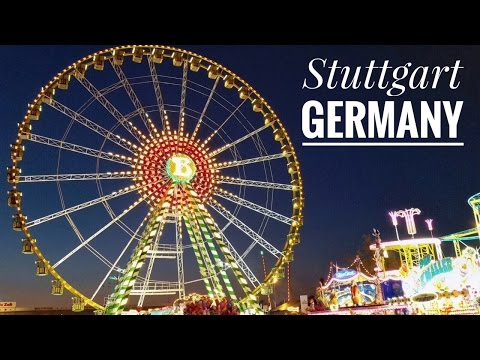 Stuttgart Germany Quick Travel Guide with Spring and Autumn Beer Festivals