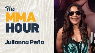 Pregnant Julianna Pena Explains Decision to Put UFC Career on Hold, Timetable for Return
