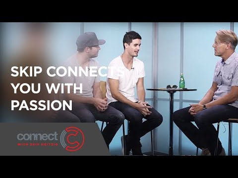 Skip Connects You with Passion | Connect with Skip Heitzig