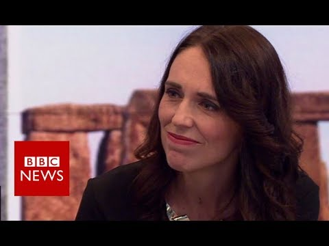 New Zealand PM Jacinda Ardern: 'I'm a mother, not a superwoman' - BBC News
