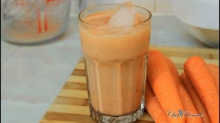 Jamaican Original Carrot Juice The Best Recipes In The World From Chef Ricardo Cooking